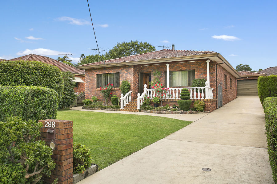 286 Quarry Road, Ryde, NSW.