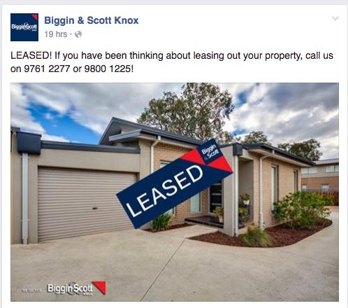 Biggin &Scott Knox's Facebook page