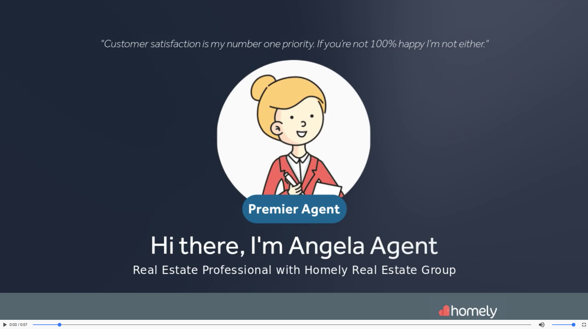 Watch Angela Agent's Success Wrap video  here .