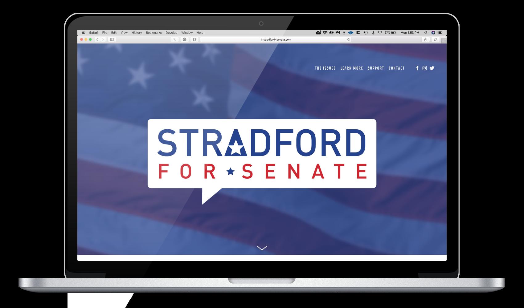 CR8R Client Site | Stradford4Senate.png