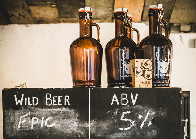 Sour Beer; words: Abi Whyte; photos: Colin Nicholls.