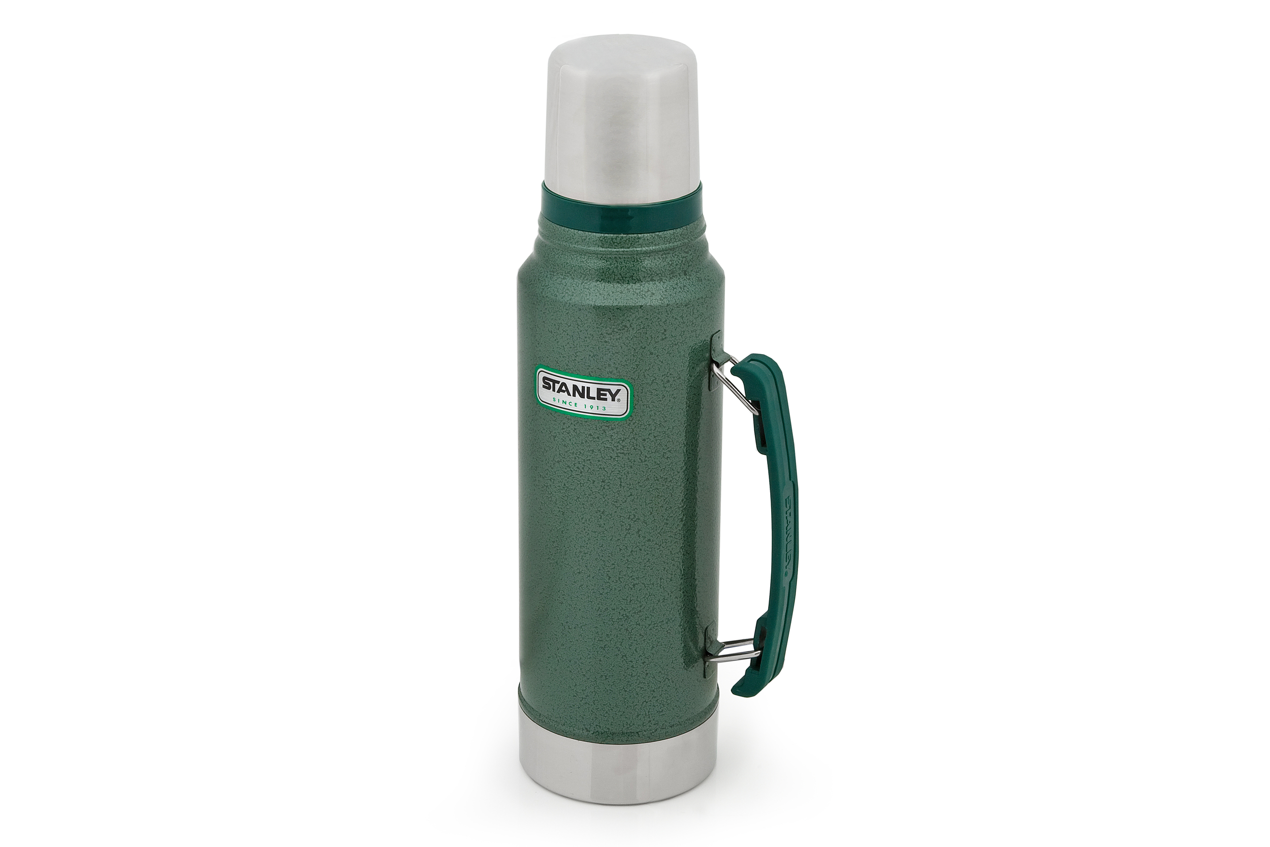 Stanley thermos, £23, Baker + Bell