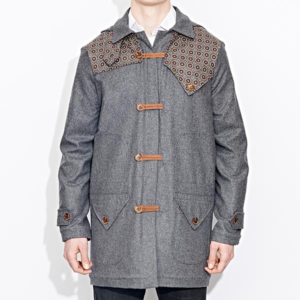 BEE Duffle Coat, £360