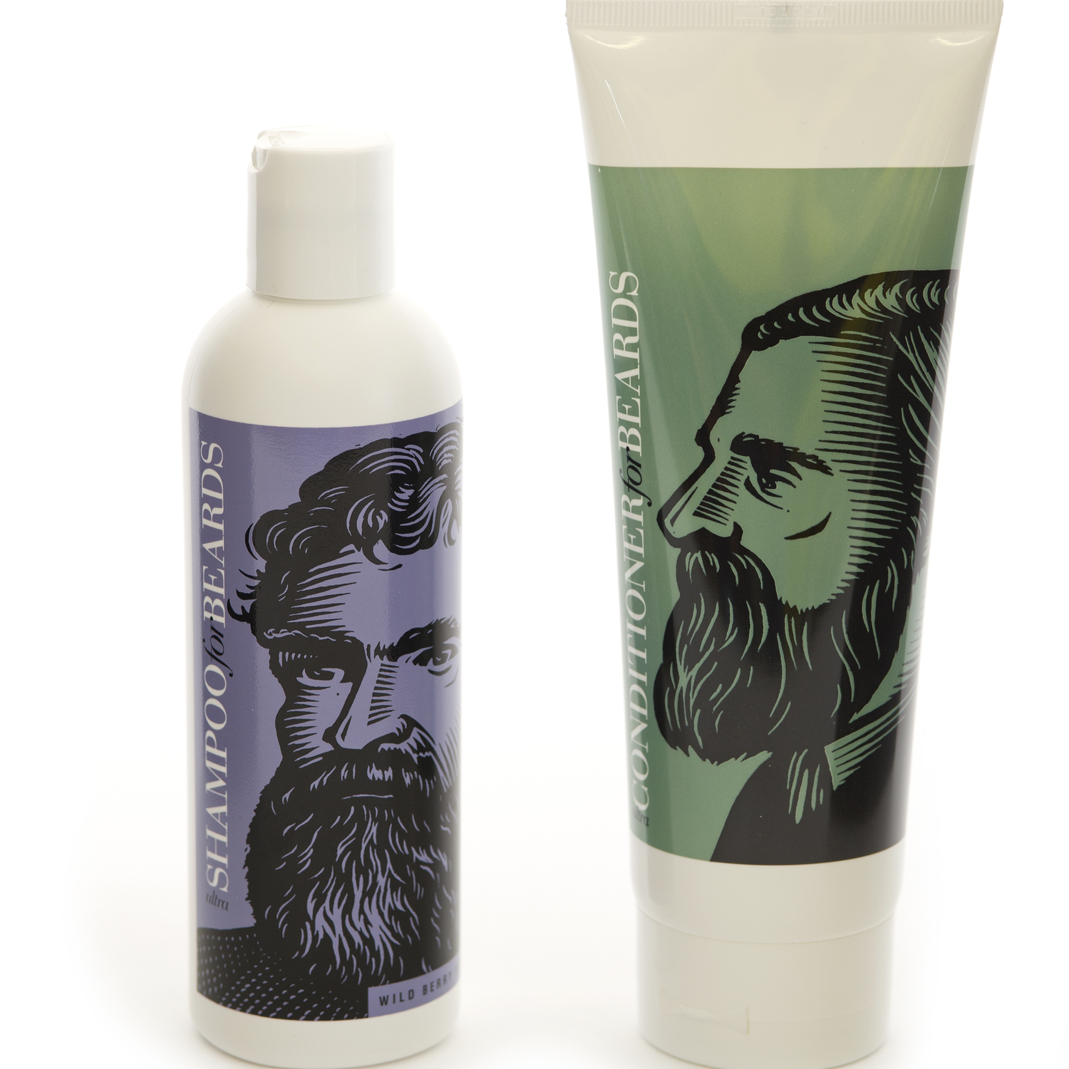 Beardsley Shampoo & Conditioner, £14.95 each Pedlars
