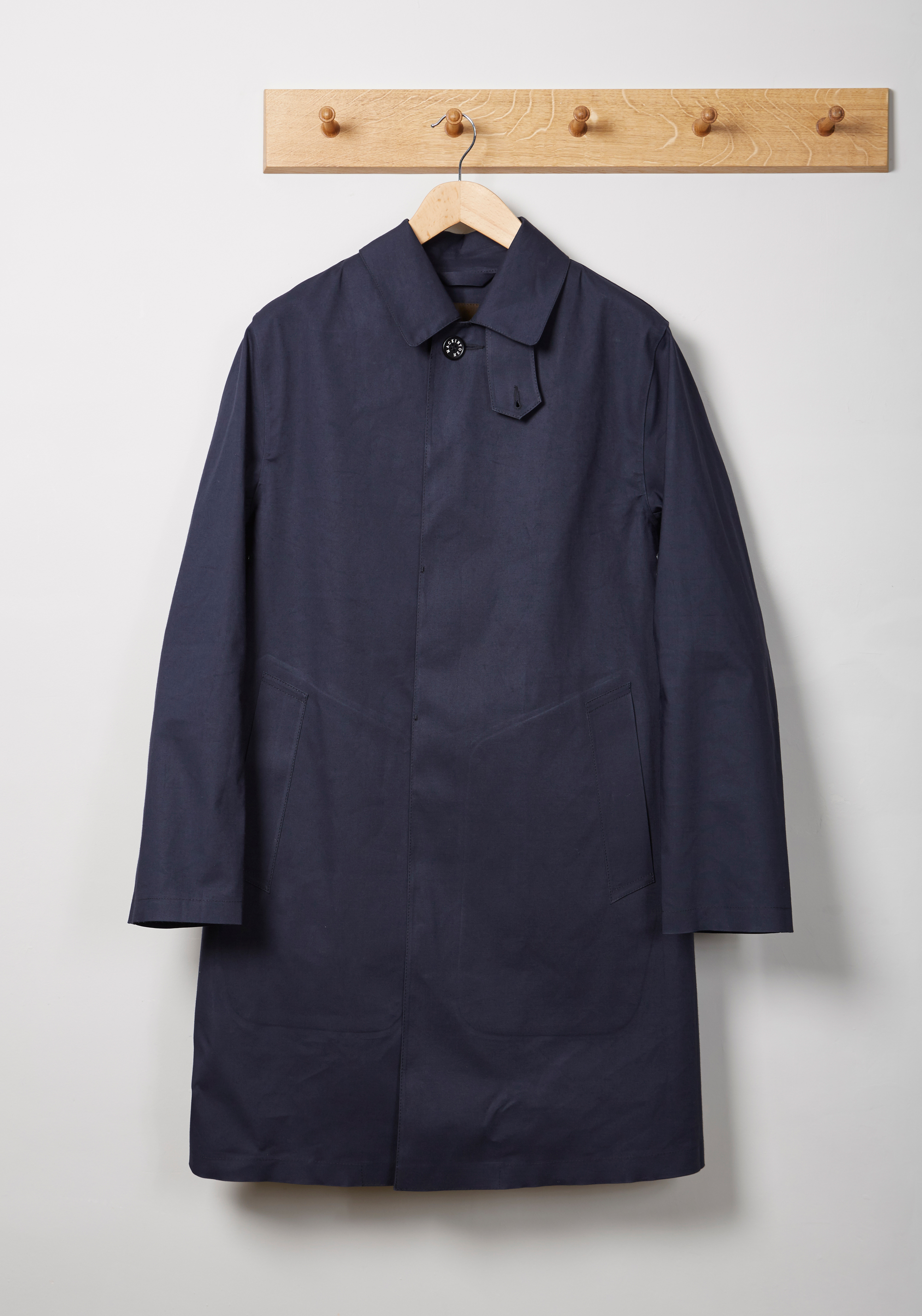 Mackintosh Dunoon Raincoat, Lissom & Muster, £790