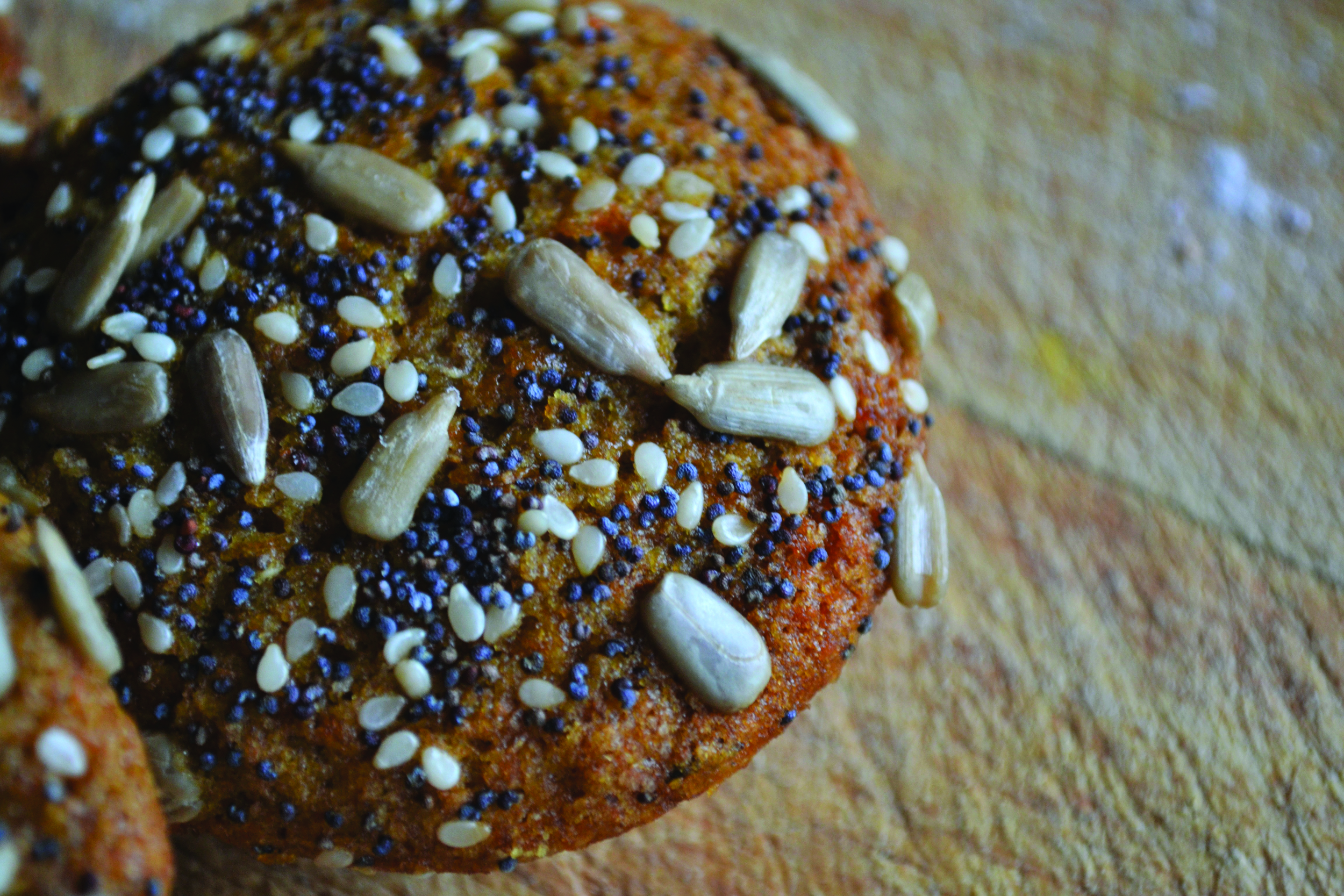 Seed cake – an after supper morsel fit for a hobbit