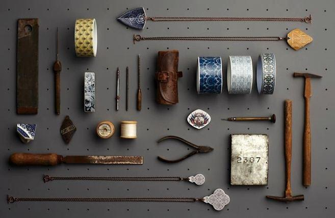 SGMR's tools of the jeweller trade