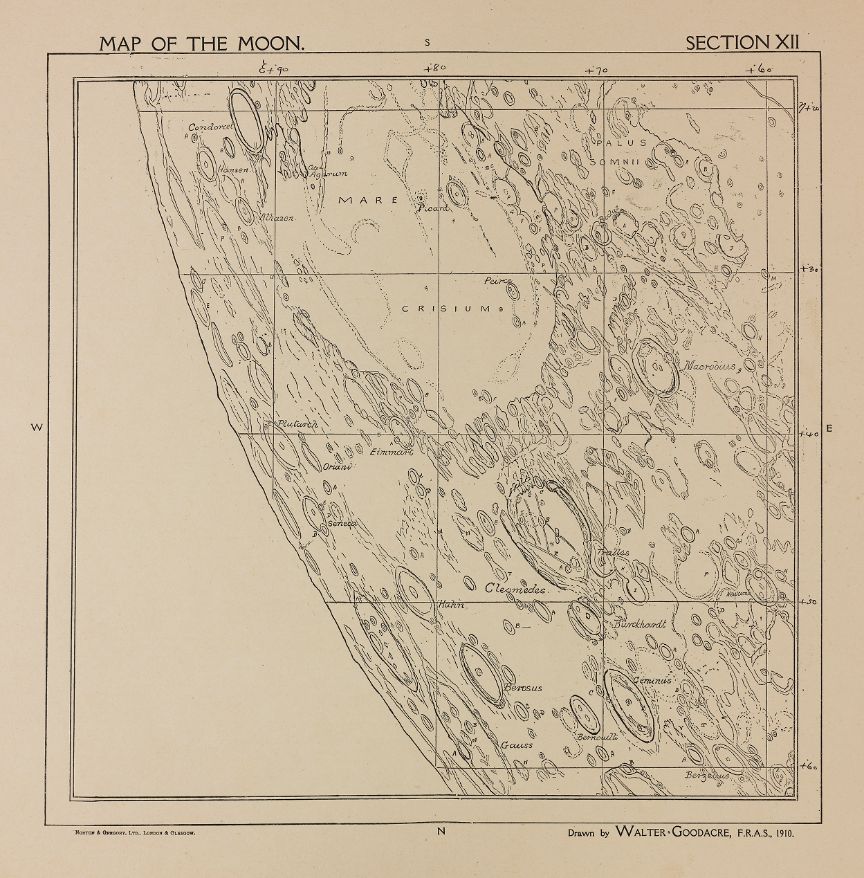 Walter Goodacre Moon Map 1910.png