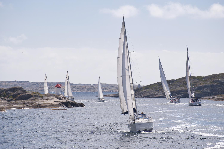 Seiling i Ytre Oslofjord og Skagerrak