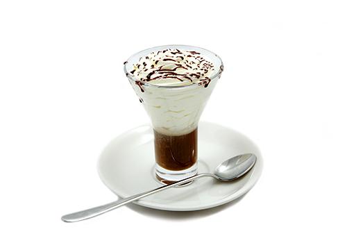 Caffé con panna maxi
