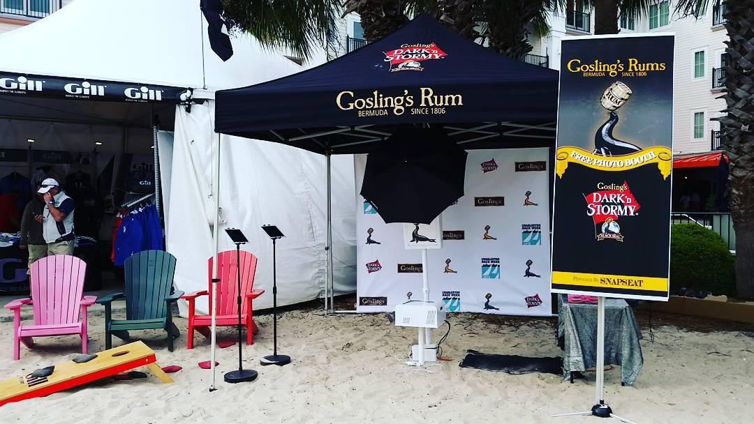 Gosling's Rums, Promotional Event