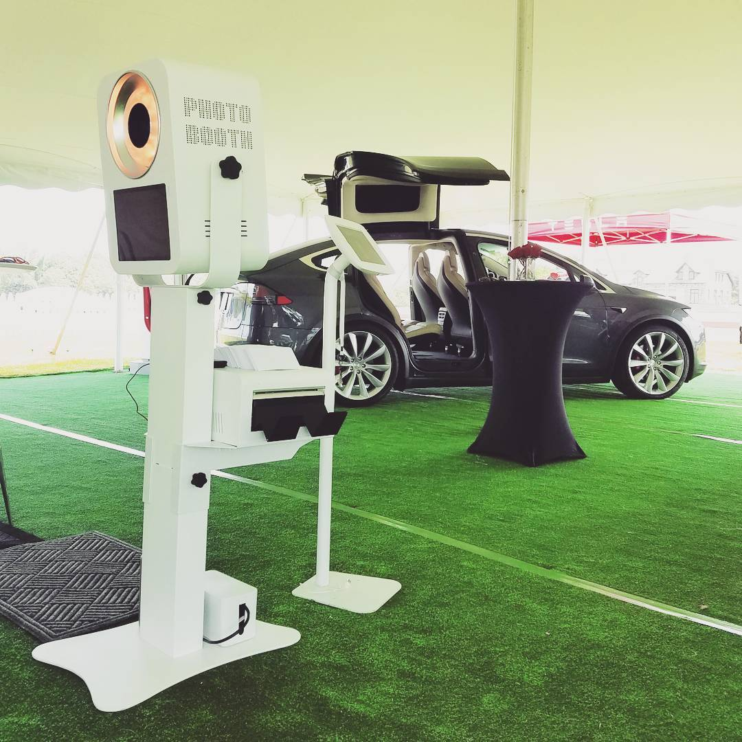 Tesla, Greenwich Polo Event Promotional