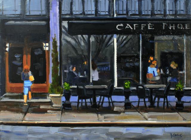 Into Cafe Phoenix