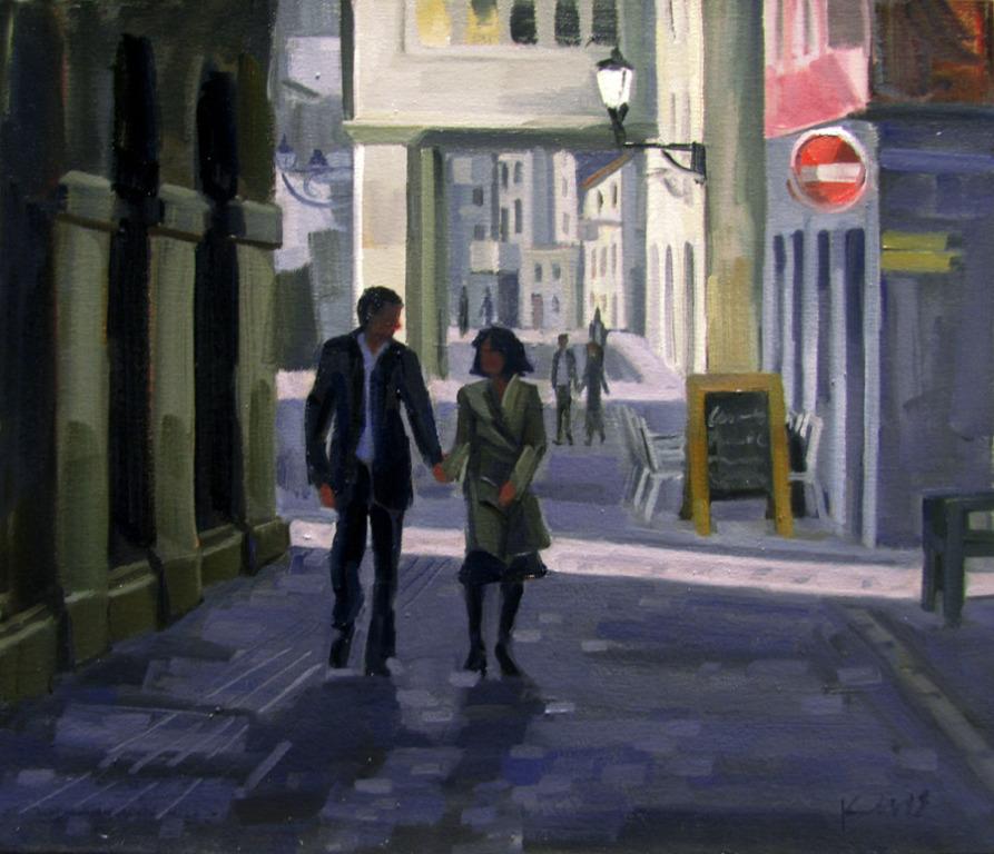 Lover's Stroll