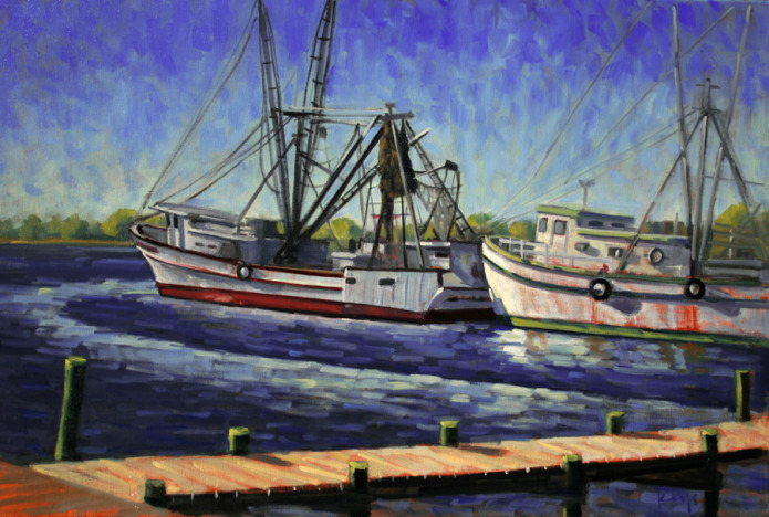 Shrimper's Row