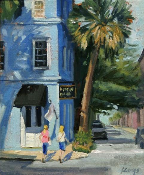 Charleston Stroll