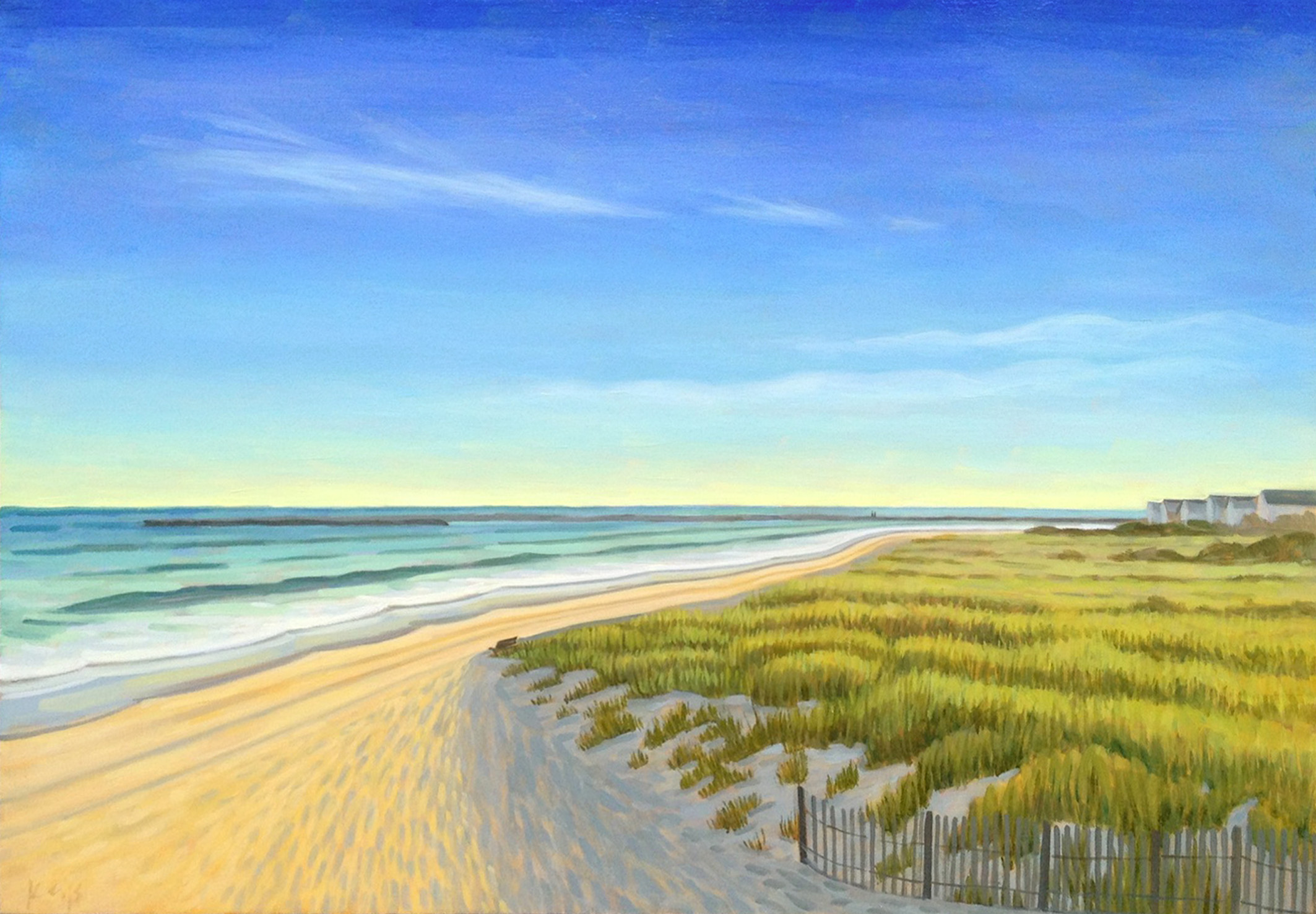 Southend Shoreline