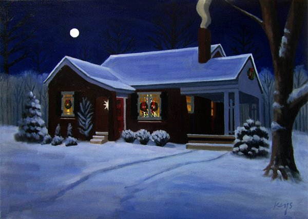 HOME AT CHRISTMAS