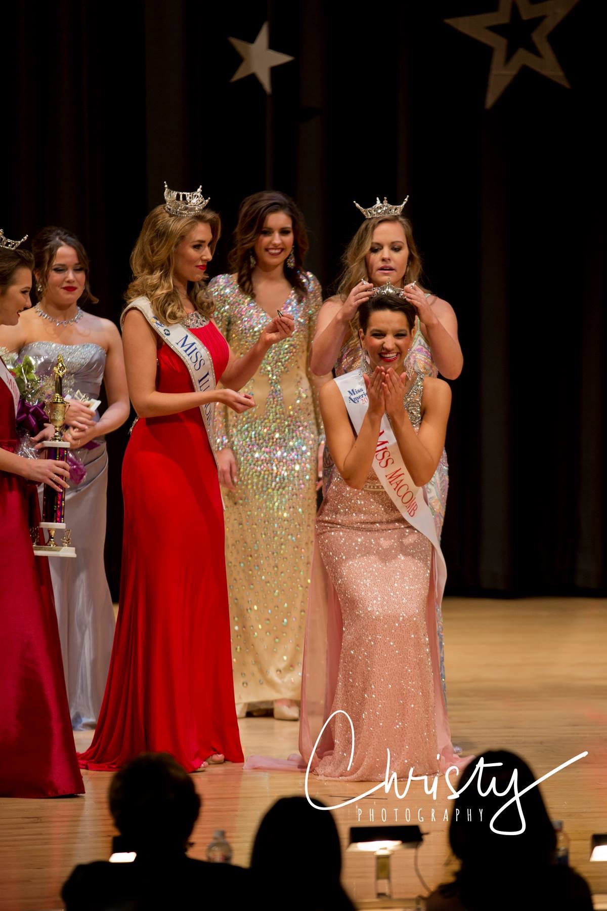 Congratulations to the 2017 Miss Macomb, Angelique Niemann!  Photo Credit: C hristy Photography ,  Christy Bozard Heaton