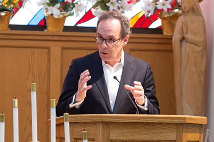 "William F. Hochul, Jr., ""A Journey of Justice and Mercy"""
