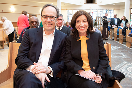 William F. Hochul, Jr. and Lt. Governor Kathy Hochul