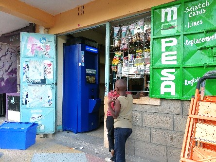 KOKOpoint Fuel ATMs are located in convenient neighbourhood spots