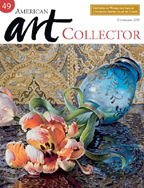 American Art Collector, October, 2009