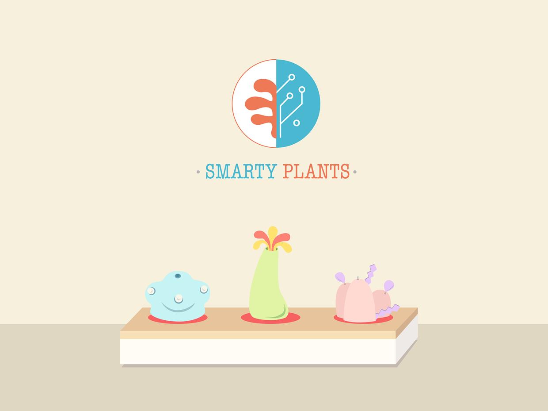 Smarty Plants graphic design