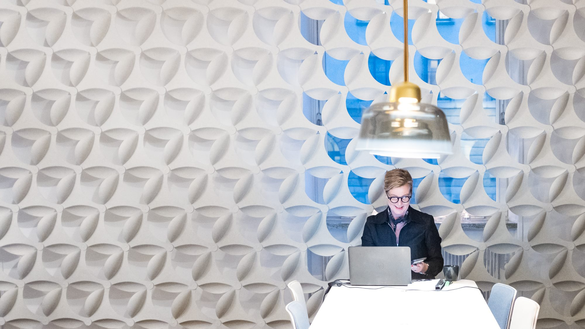 offecct acoustic panels - www.offecct.comoffers a wide range of sound absorbing solutions designed by renowned designers. Soundwave® is a well-known collection that apart from its acoustic properties also brings character to the interior.