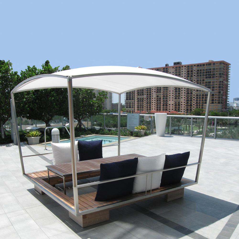 Jane_Hamley_Wells_GAZE_GZ49_movable_modern_outdoor_sun_solar_shade_gazebo_with_table_teak_stainless_steel_lifestyle_2.jpg