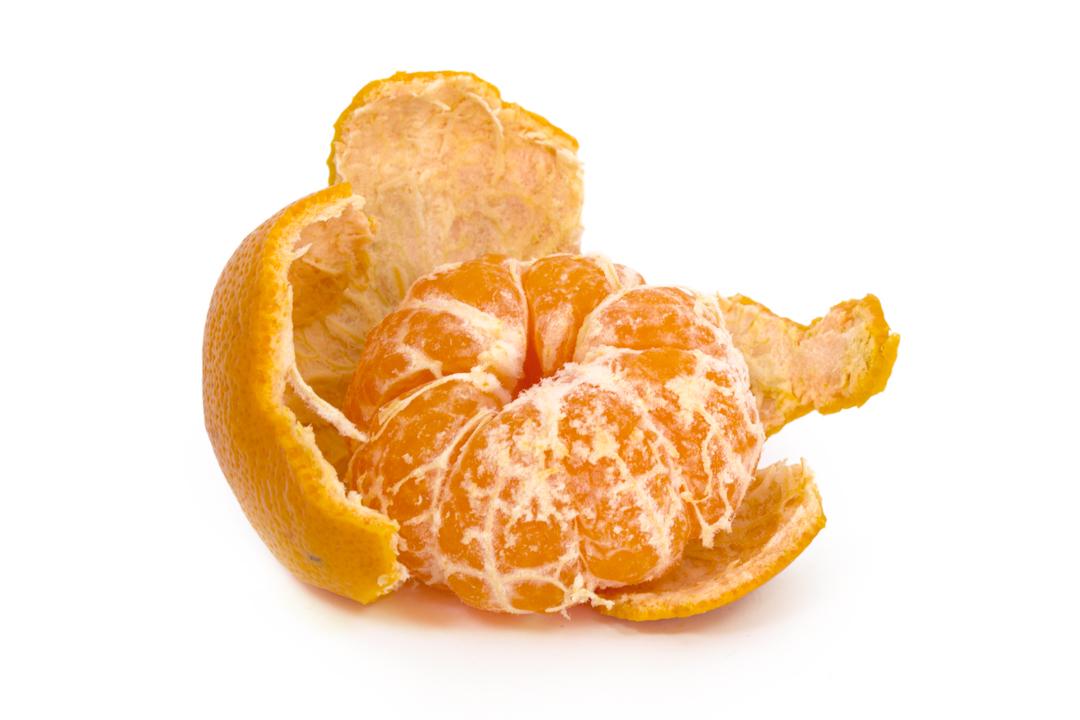 Tangerine, Peeled
