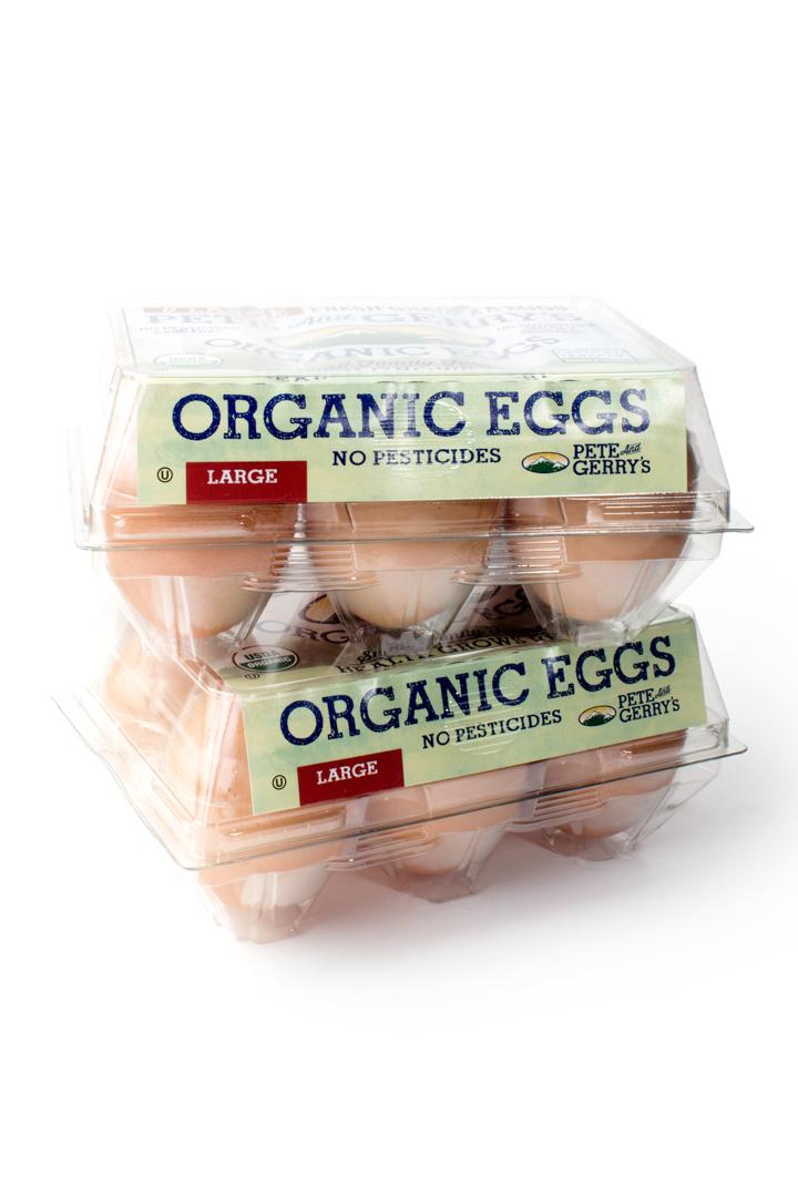 Pete & Gerry's Organic Eggs