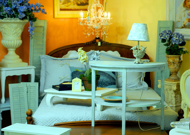 Chateau Chic Chalk Paint Furniture