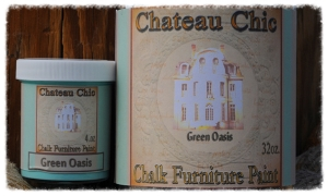 Chatuea Chic Chalk Paint Can