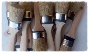 Chateau Chic Chalk Paint Brushes