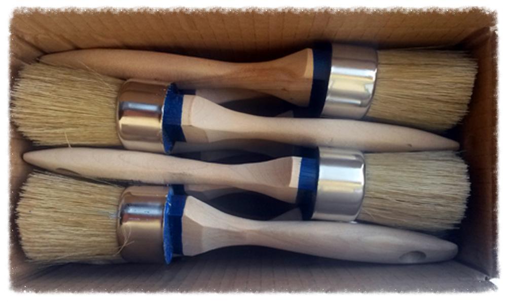 boxed brushes