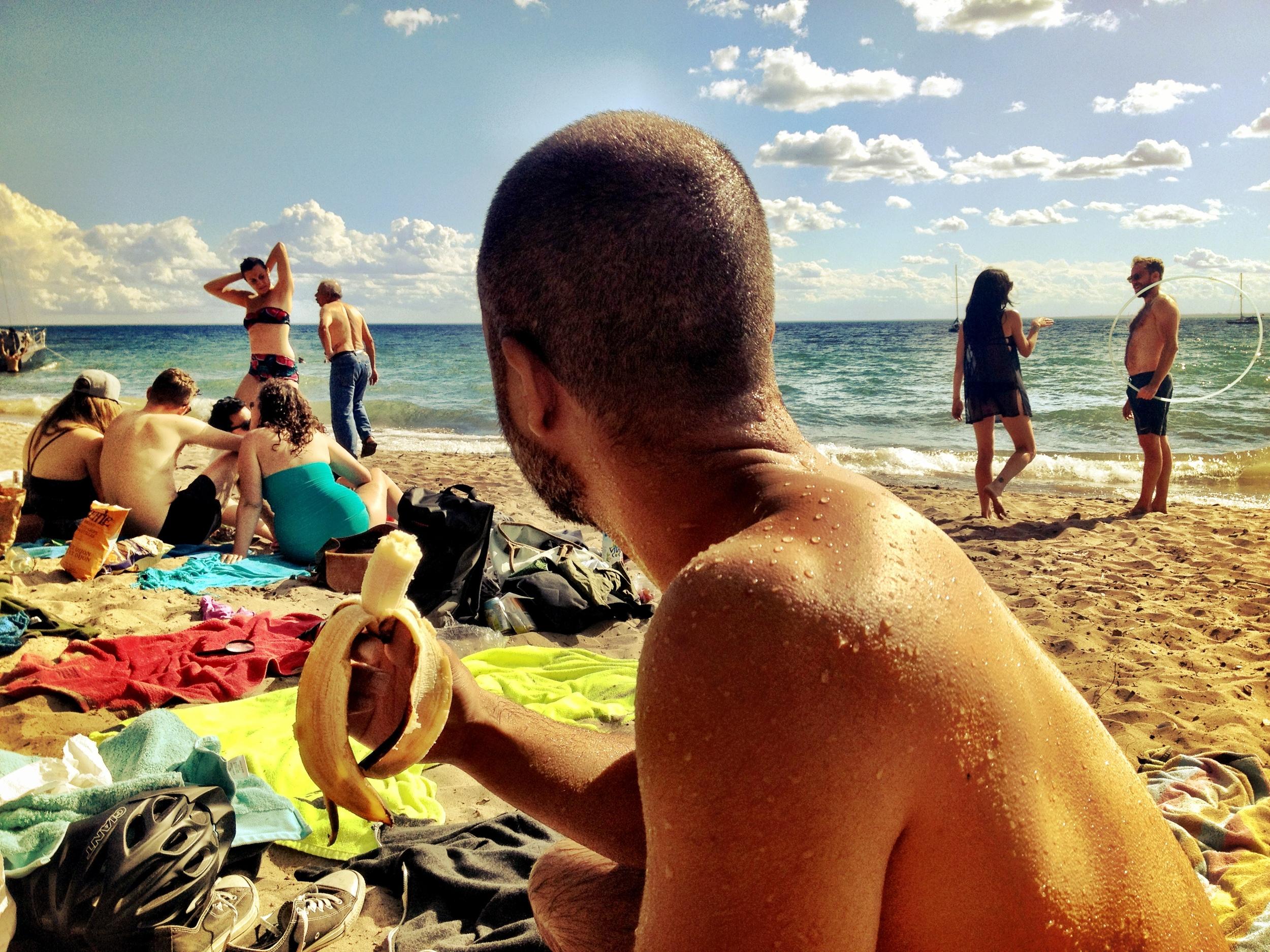 Beach Boy (Toronto Island)