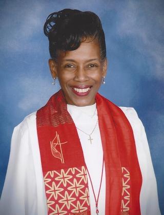 Our Genesee Valley District Superintendent, the Rev. Vonda Fossitt