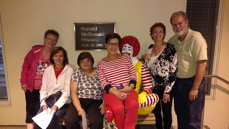 Who loves the Ronald McDonald House? WE DO!