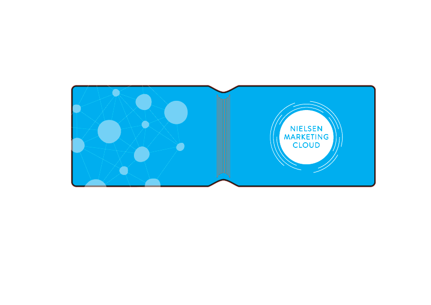 Nielsen Oyster Card holder