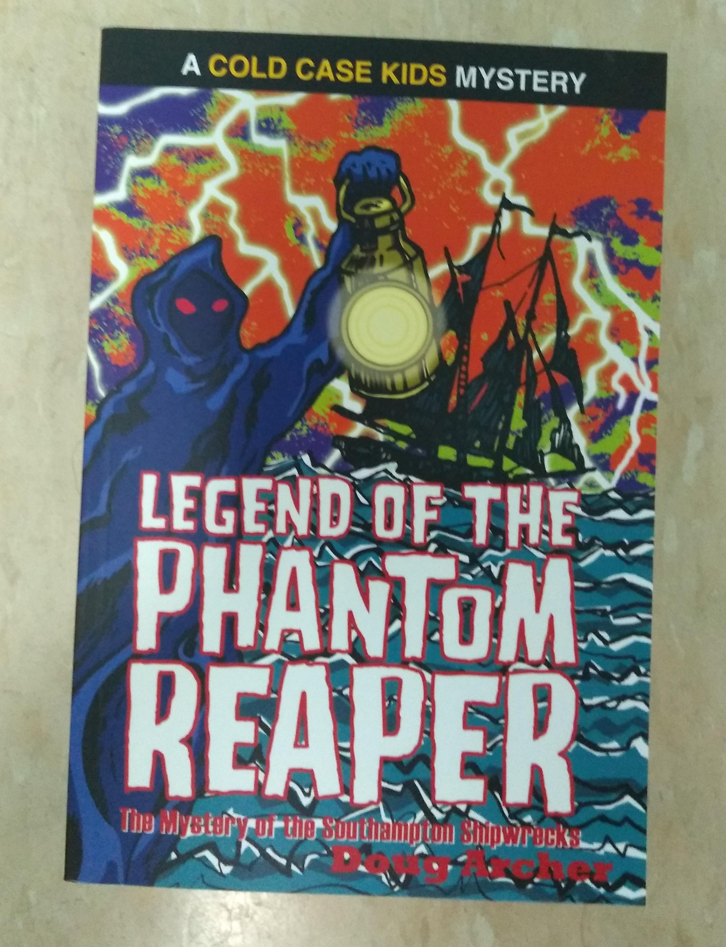 Legend of the Phantom Reaper