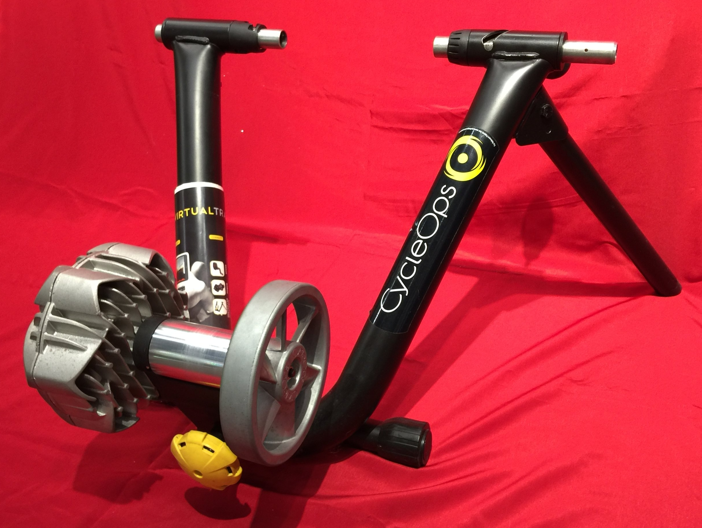 Cyclop Fluid 2  Trainer  - in our opinion, the best trainer on the market.