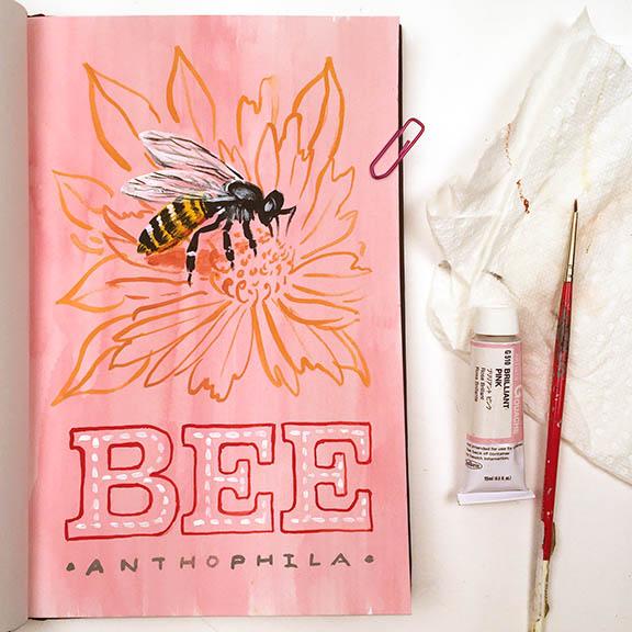 Bee © Angela Staehling