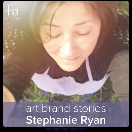 F13 Art Brand Story: Stephanie Ryan