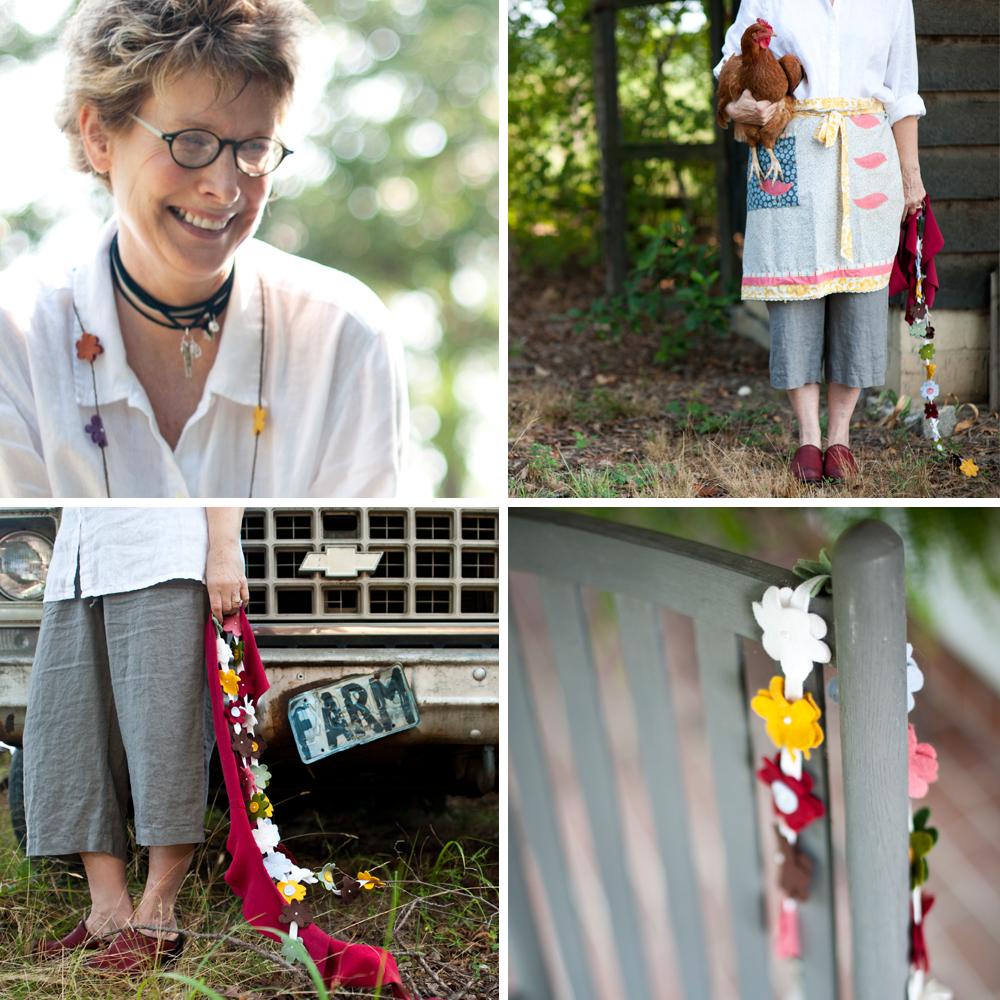 Sharon Stanley, Simply Creative,  photos © Laura Gordon