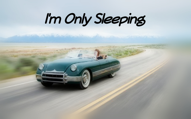 I'm Only Sleeping - Two siblings awake in a car being driven by their brother, who died of a drug overdose several years earlier.Cast of 3.Published in The Best 10-Minute Plays 2017 by Smith & Kraus.