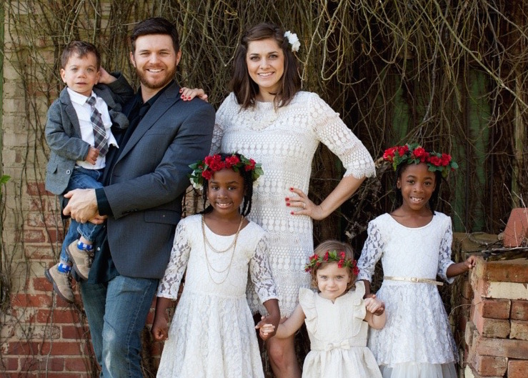 Josh Maloy  Pastor/Elder  joshmaloy@sojournchurch.net   Josh grew up in Conyers, GA and God rescued him at an early age. In 2007 he married his bride Meghan, and God has since blessed them with four children: Samiah, Christiana, Jolene, and J.R. In 2012 they spent a year in Nashville seeking God's will and direction for Josh as a musician. It became clear that his passion and calling consisted of leading worship in the church and playing for prisoners and men recovering from drug addiction. It goes without saying that Johnny Cash is Josh's greatest musical influence. He also feels called to write songs for the local church that tangibly lead people through pain and into hope in the gospel. In the summer of 2013, God brought Josh and his family to Sojourn Church and they are glad to call Warner Robins their home.