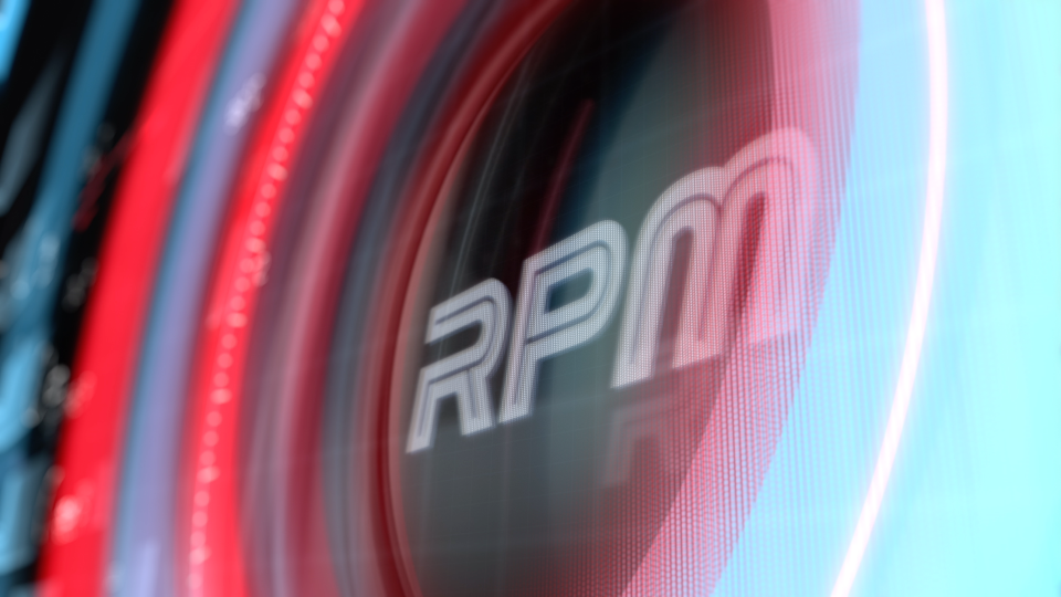 TV - Network TEN Motorsports - RPM - Motion Design Lead