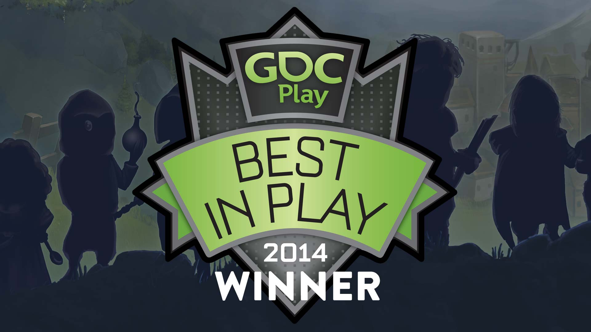 2014 - WINNERBEST IN PLAYfor