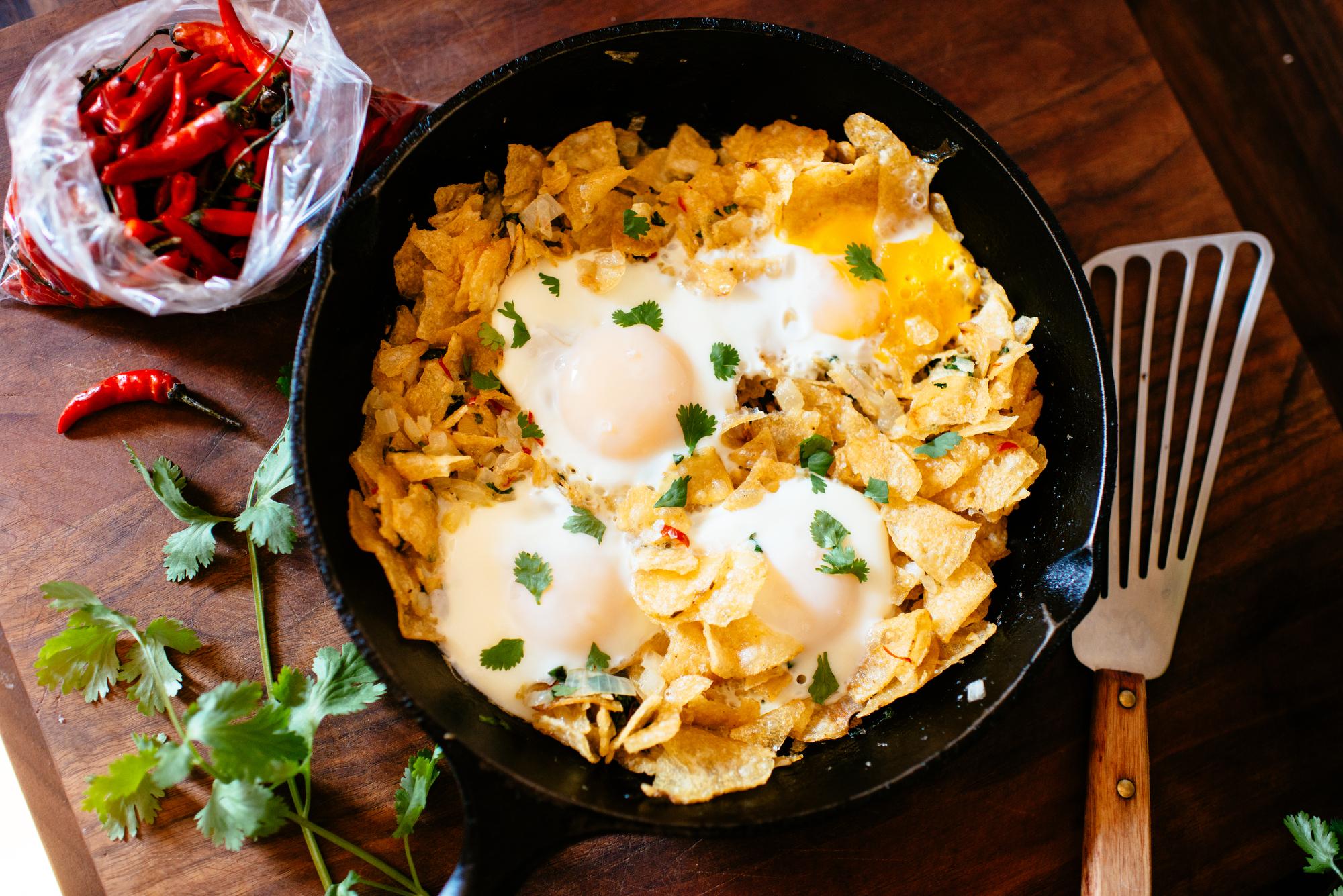 Snack-ready much? 📷:  Denny Culbert